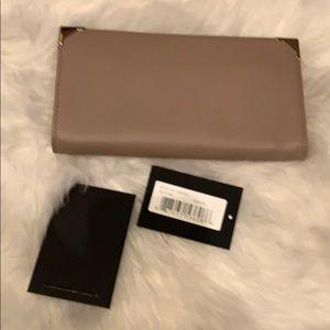 Alexander Wang Prisma Zip-around Leather Wallet